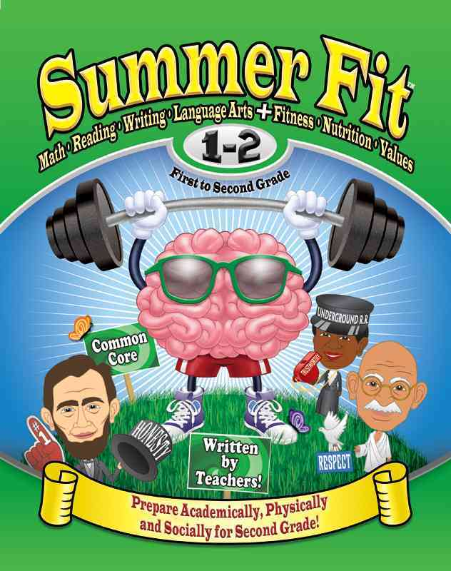 Summer Fit, First to Second Grade By Terrill, Kelly