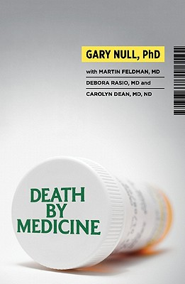 Death by Medicine By Null, Gary